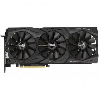 Відеокарта ASUS GeForce RTX2070 SUPER 8192Mb ROG STRIX ADVANCED GA (ROG-STRIX-RTX2070S-A8G-GAMING) Refurbished