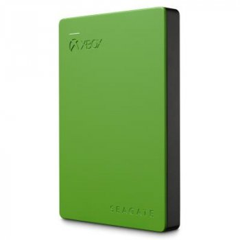 "Зовнішній жорсткий диск HDD 2.5"" USB 3.0, 2Tb Seagate Game Drive Xbox Green (STEA2000403)"