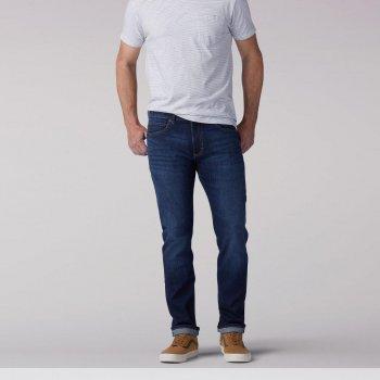 Джинси Lee Slim Fit Tapered Leg Ryker світло-блакитні