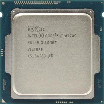 Процесор Intel Core i7 4770S (CM8064601465504), б/у