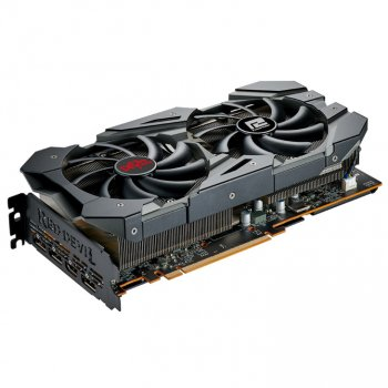 PowerColor Radeon RX 5600 XT 6GB GDDR6 Red Devil (AXRX 5600XT 6GBD6-3DHE/OC)