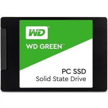 "Накопичувач SSD 480GB WD Green 2.5"" SATAIII TLC (WDS480G2G0A)"