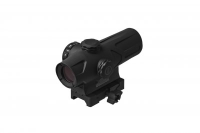 Приціл Bushnell AR Optics 1x Enrage 2 Moa Red Dot Matte Black
