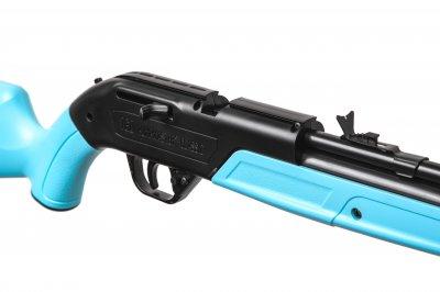 Винтовка пневматическая Crosman 760 Pumpmaster Light Blue кал.4,5 мм