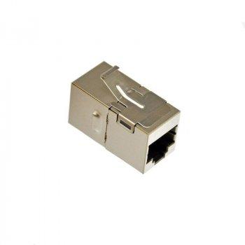 Коробка соединительная EPNew RJ45-RJ45 Keystone FTP сat.6 KD-KJ6-46