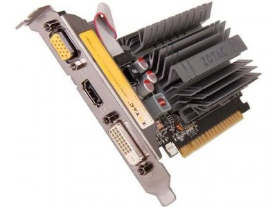 Відеокарта PCI-E GeForce GT 630, 1024 mb Refurbished