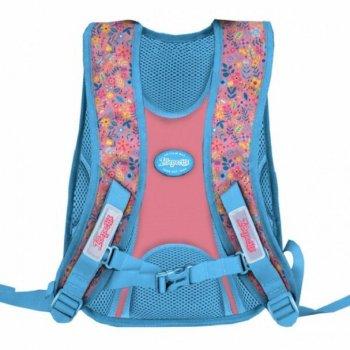 Рюкзак школьный для девочек 1Вересня 558223 S-43 Happy bunny (990423)