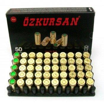 Патрон Ozkursan 9 мм. холостий