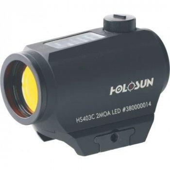 Коліматорний приціл Holosun Paralow (HS403C)