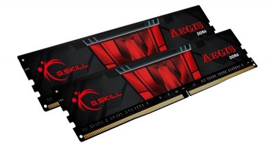 Модуль пам'яті DDR4 2x8GB/3200 G. Skill Aegis (F4-3200C16D-16GIS)