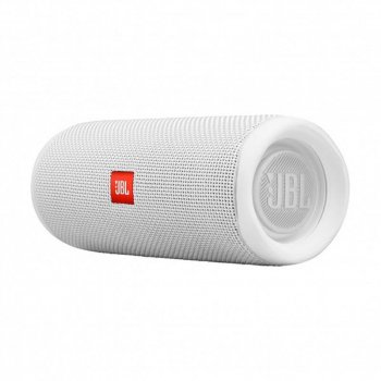 Акустическая система JBL Flip 5 White (JBLFLIP5WHT)
