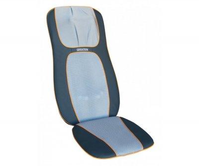 Массажная накидка на кресло Us Medica Sensation эффективный масаж дома, в офисе, на даче