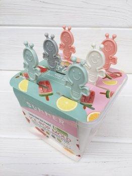 Формы для мороженого 6 штук в наборе 15см Stenson (C39715)