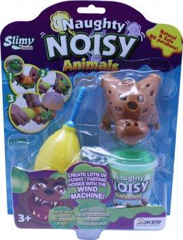 Игровой набор Joker Лизун Slimy Сумашедшие животные в ассортименте (7611212337308) (33730)