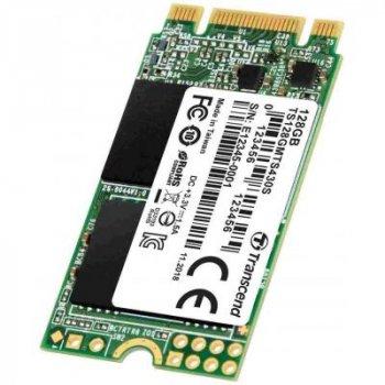 Накопичувач SSD M. 2 2242 128GB Transcend (TS128GMTS430S)