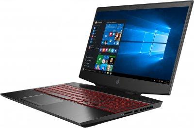 Ноутбук HP Omen 15-dh1003ur (104K2EA) Shadow Black