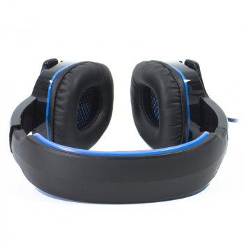 Наушники Sades SA-901 Black/Blue Blue and Black