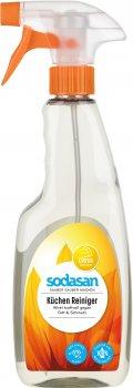 Органическое очищающее средство для кухни Sodasan 500 мл (4019886019866)