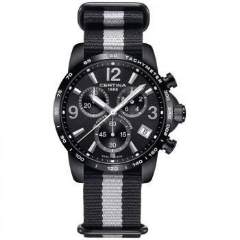 Мужские наручные часы CERTINA C034.417.38.057.00 Черный