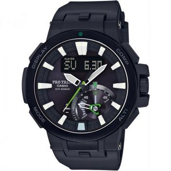Мужские наручные часы CASIO PRW-7000-1AER Черные