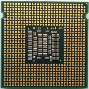 Процессор Intel Core 2 Duo E6750 G0 SLA9V 2.66GHz 4M Cache 1333 MHz FSB Socket 775 Б/У