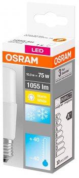Світлодіодна лампа OSRAM LEDSTAR Stick 1055Lm 10W 2700K E27 (4058075059191)