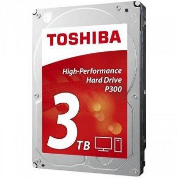 "Жорсткий диск 3.5"" 3TB TOSHIBA HDWD130UZSVA"