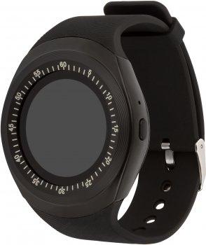 Смарт-годинник Atrix X2 IPS Stepsmeter Onyx-Black