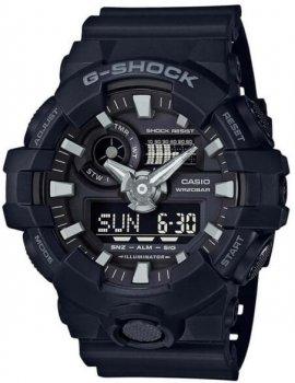 Чоловічі годинники Casio GA-700-1BER