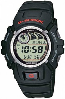 Чоловічий годинник Casio G-2900F-1VER