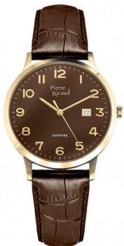 Чоловічі годинники Pierre Ricaud PR 91022.122 GQ