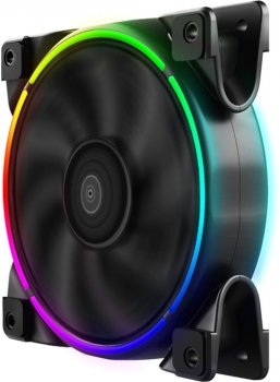 Набір PcCooler RGB-вентиляторів Corona 3-in-1 FRGB KIT