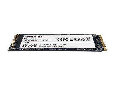 Накопичувач SSD Patriot P300 256GB M. 2 2280 PCI Express 3.0x4 3D TLC (P300P256GM28)