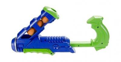 Детский пистолет с мягкими шариками, Dream Makers Шок (MY54469)