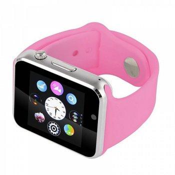 Смарт-годинник UWatch A1 Pink