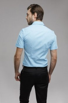 Рубашка приталенная Franttini TP14210