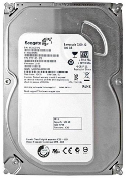 "Жорсткий диск Seagate Desktop HDD 500ГБ 7200об/м 16МБ 3.5"" SATA III (ST3500413AS)"