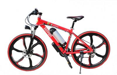 Электровелосипед Ferrari electrobike RD Красный 500
