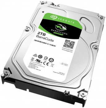 "Жорсткий диск 3.5"" 2Tb Seagate Enterprise Capacity, SATA3, 256Mb, 7200 rpm (ST2000DM008)"