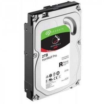 "Жорсткий диск 3.5"" 2Tb Seagate IronWolf Pro, SATA3, 128Mb, 7200 rpm (ST2000NE0025)"