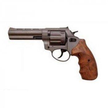 """Револьвер під патрон Флобера STALKER Titanium 4.5"""" коричневий (GT45W)"""