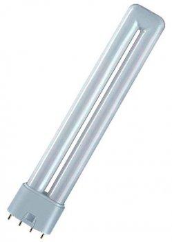 Люмінесцентна лампа OSRAM Dulux L 55W 4800Lm 4000K 2G11 (4050300295879)