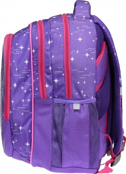 Рюкзак Safari Basic 40 х 29 х 17 см 20 л Фіолетовий (19-117M-2/8591662091175)