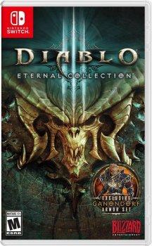 Картридж с игрой Diablo 3 Eternal Collection для Nintendo Switch