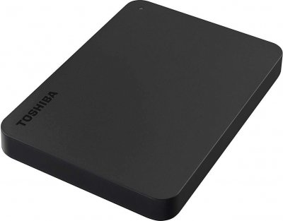 Зовнішній жорсткий диск Toshiba Canvio Basics 2 TB (HDTB420EK3AA)