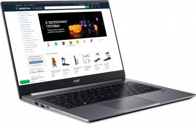 Ноутбук Acer Swift 3 SF314-57G-73VG (NX.HUKEU.005) Steel Gray