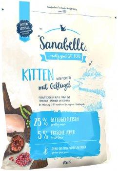 Сухой корм для котят и беременных/кормящих кошек Bosch Sanabelle Kitten