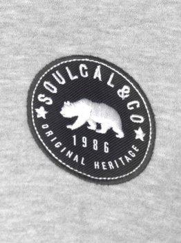Худі Soulcal & Co 532244-25 Grey Marl