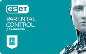ESET Parental Control для Android (1 акаунт / 1 обліковий запис) ліцензія на 2 роки Базова