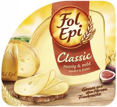 Сир напівтвердий Fol Epi 150 г